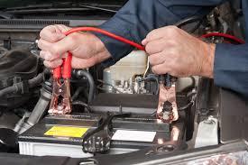 Jump-Start Car Battery | Roadside Assistance