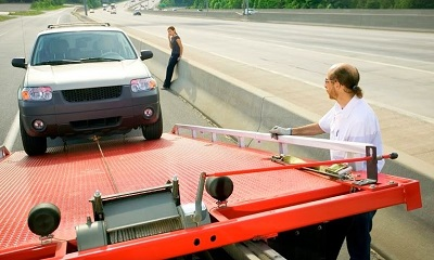 Flatbed Towing | Los Angeles Towing