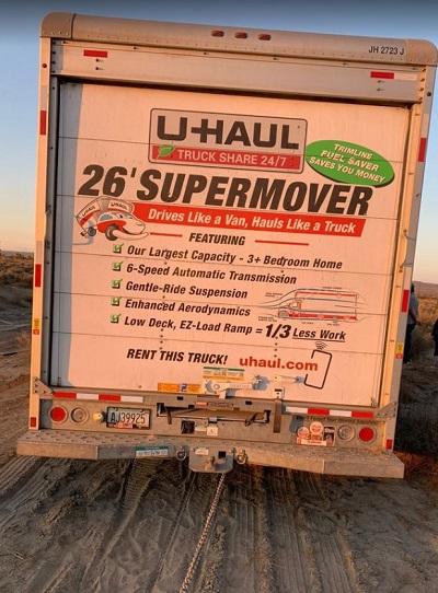 U-Haul Towing